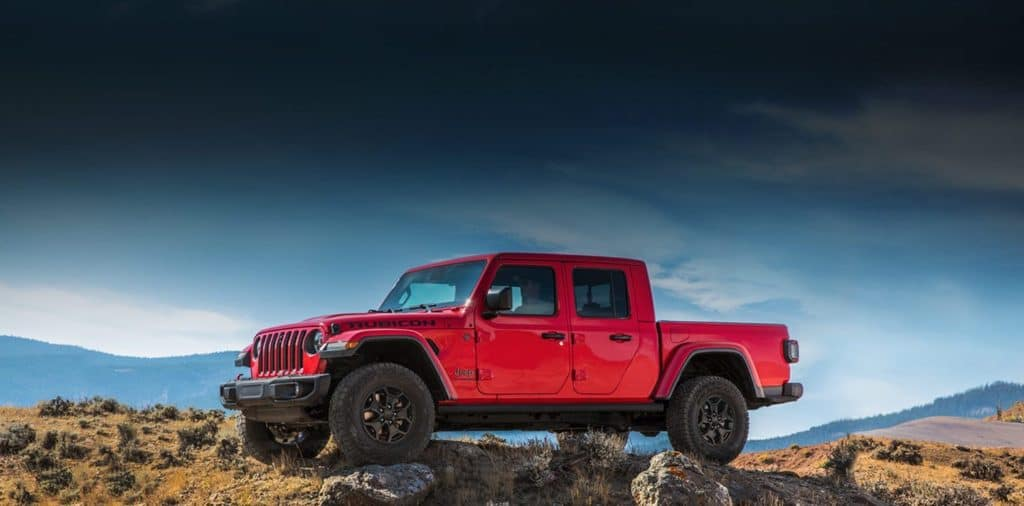 New Jeep Gladiator Pickup For Sale In Michigan Alma Chrysler Jeep