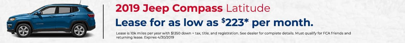Compass Lease Offer April Alma CDJR