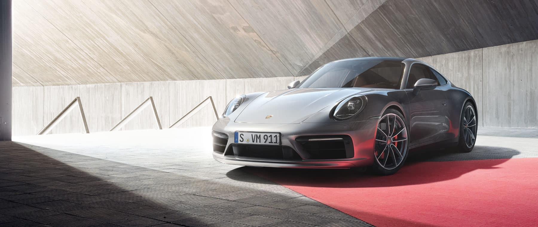 Autobahn Porsche Fort Worth | All New 2020 911