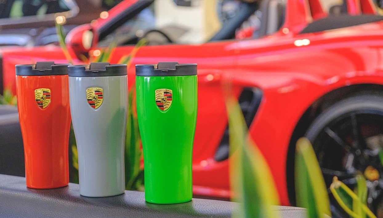 Autobahn Porsche Fort Worth | Travel Mug Give Away!