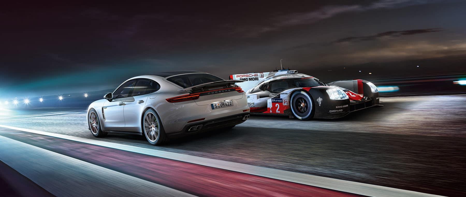 Autobahn Porsche Fort Worth | Panamera