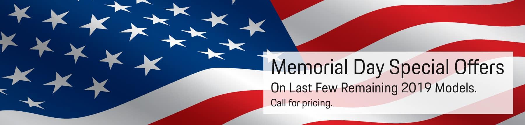 Autobahn Porsche Fort Worth | Memorial Day Sale!