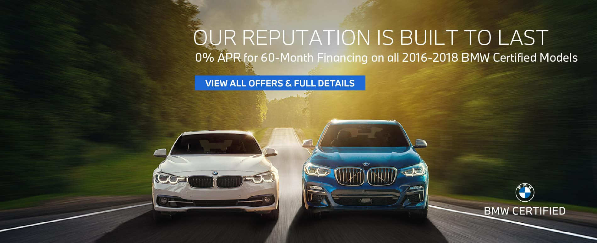 Autobahn Fort Worth | Certified Pre-Owned BMW Models 0% Financing