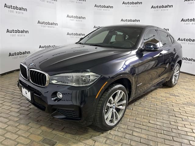 2017 – 2019 CPO BMW X6 Models
