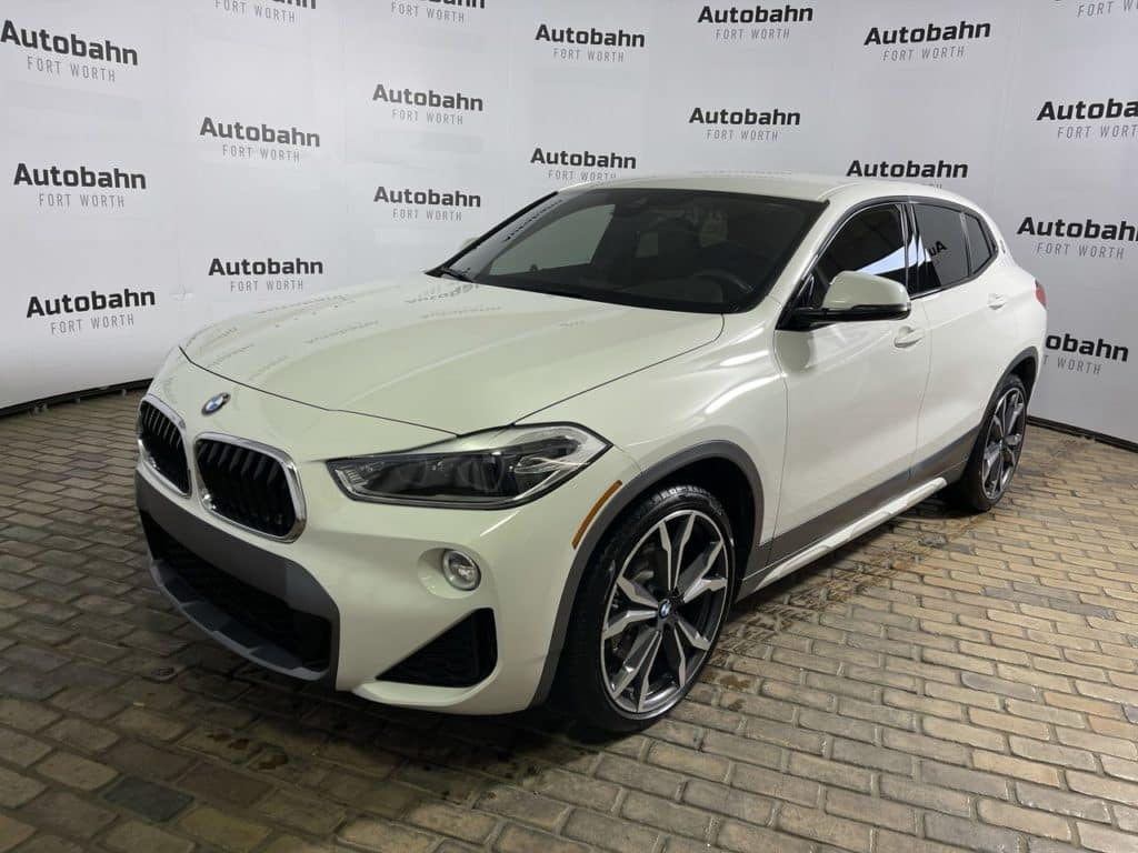 2017 – 2019 CPO BMW X2 Models