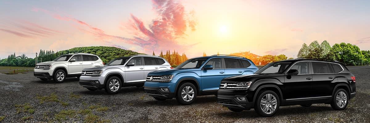 2019 Volkswagen Atlas Trims Explained | Balise Volkswagen