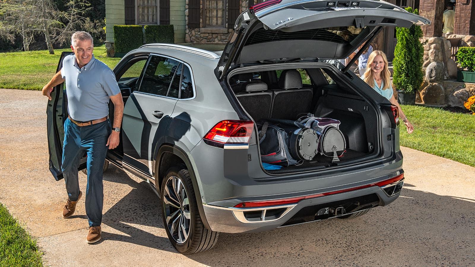 Vw Atlas Cross Sport Balise Volkswagen