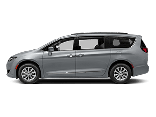 2018 Chrysler Pacifica Sideview