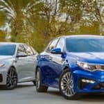 2019 Kia Optima configurations
