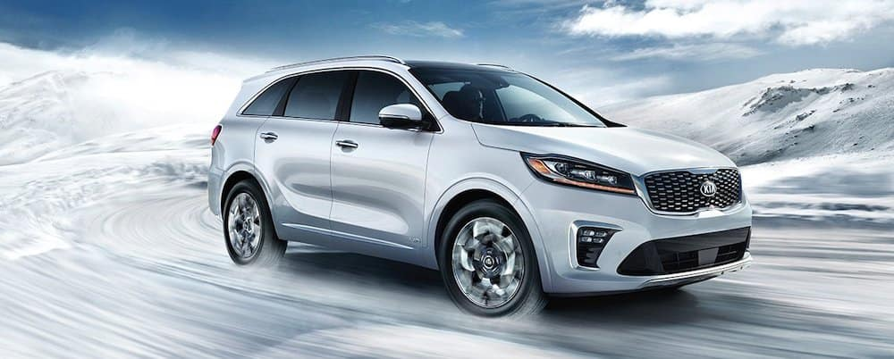 2019 Kia Sorento with AWD