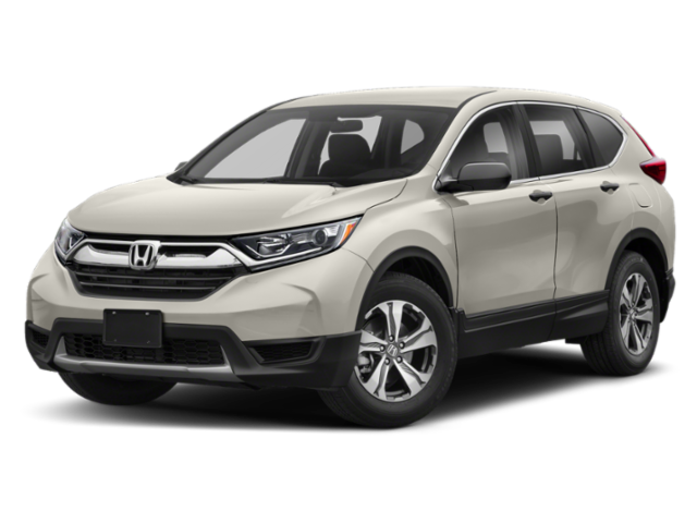 2019 Honda CR-V in white
