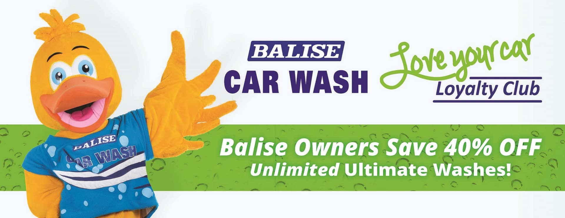 Balise Owners Save 40%
