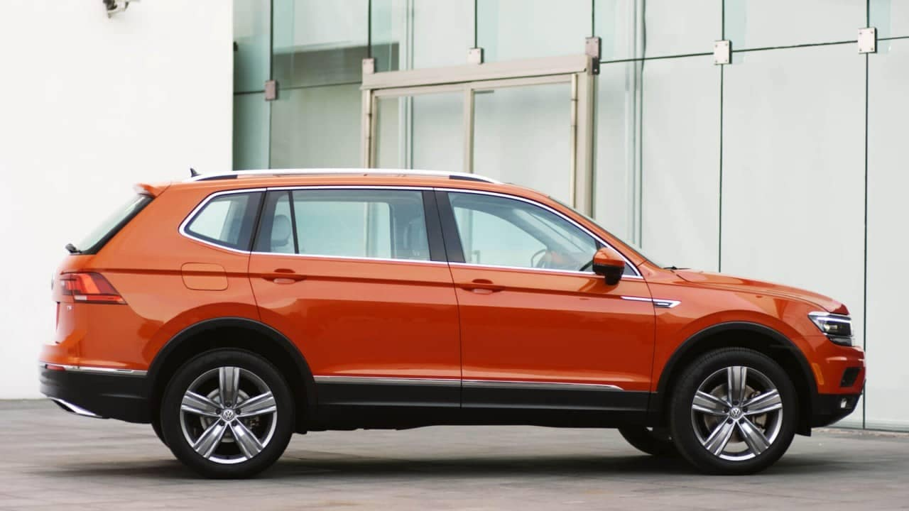 Where did the name Tiguan come from? | Baxter Volkswagen La