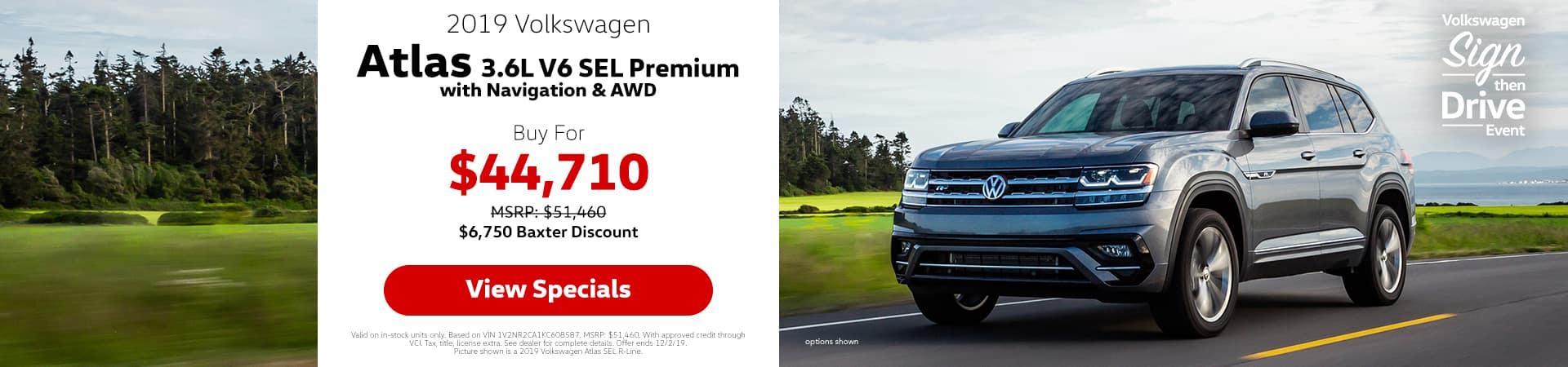 Volkswagen Atlas Buy For Price