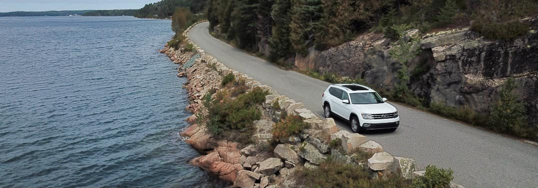 What Is Included In The 2018 Vw Atlas With Technology