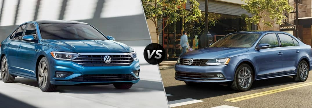 VW Jetta Interior and Exterior Redesign and Technology Updates | Baxter Volkswagen Omaha