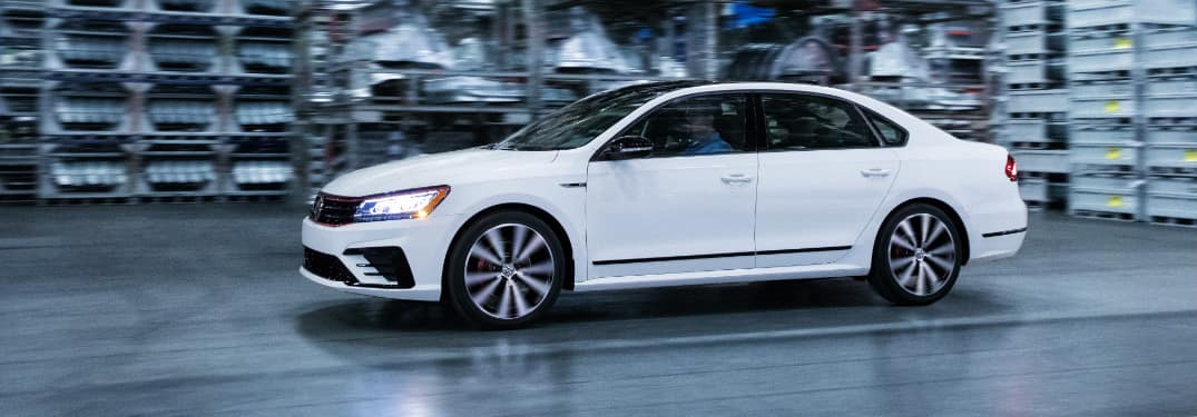 What Interior Color Options Does The 2018 Vw Passat Offer