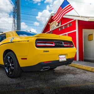 The 2018 Dodge Challenger Hellcat is one for the record books.