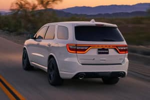 the newest Dodge Durango is the best combination of style, power and safety you can find.