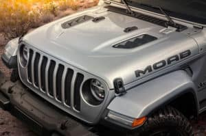Check out the new Moab trim Jeep!