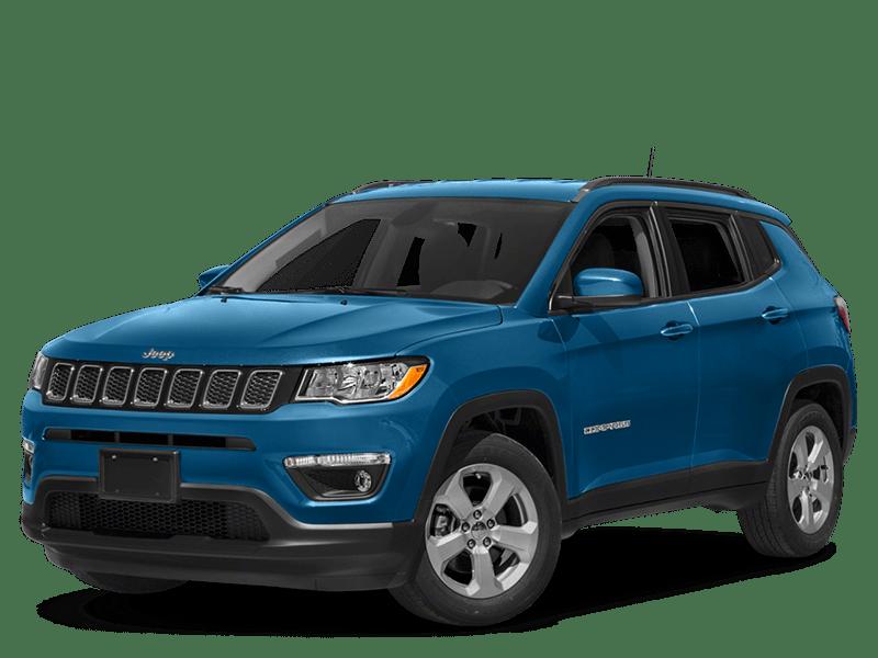 2019 Jeep Compass Sport FWD hero image
