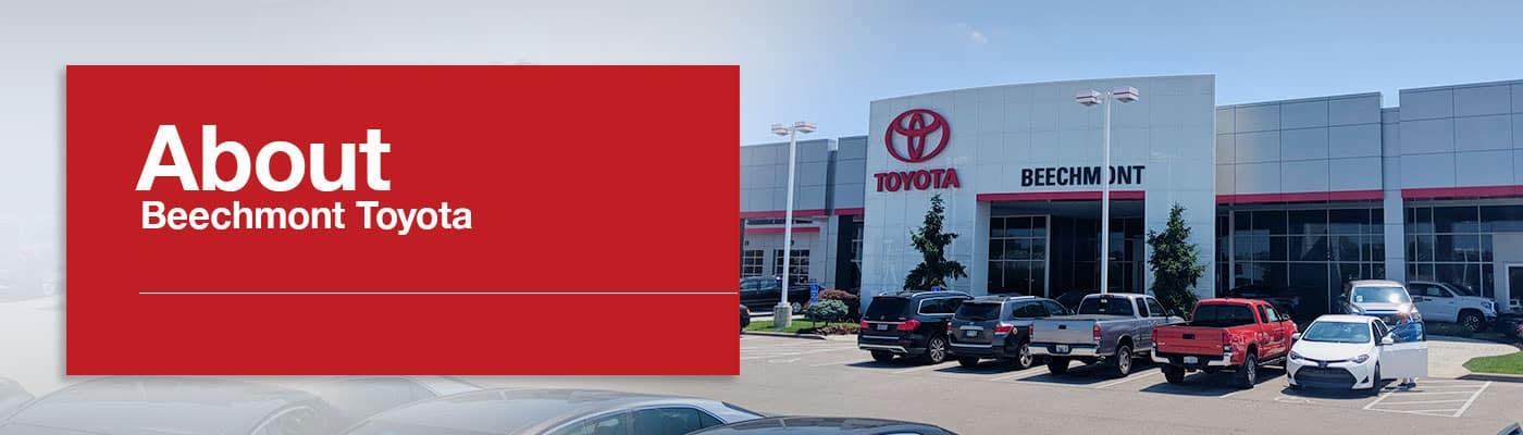 What Makes Beechmont Toyota A Great Cincinnati Toyota Dealership