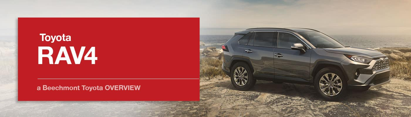 Toyota RAV4 Model Overview at Germain Toyota of Columbus