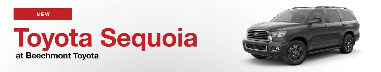 New Toyota Sequoia Sale Cincinnati Ohio