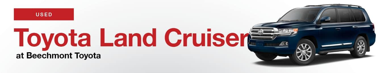 Used Toyota Land Cruiser Sale Cincinnati Ohio