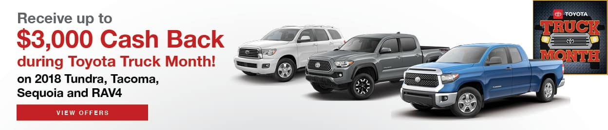 Why Buy From Beechmont Toyota?