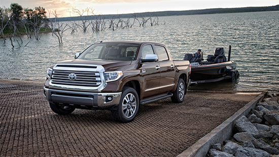 2019 Toyota Tundra 1794 Edition Towing