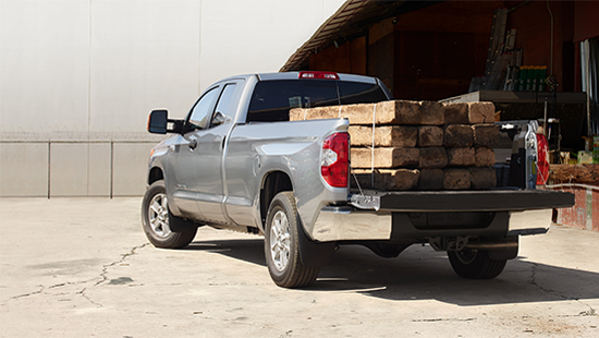2019 Toyota Tundra SR5 Double Cab Long Bed Payload