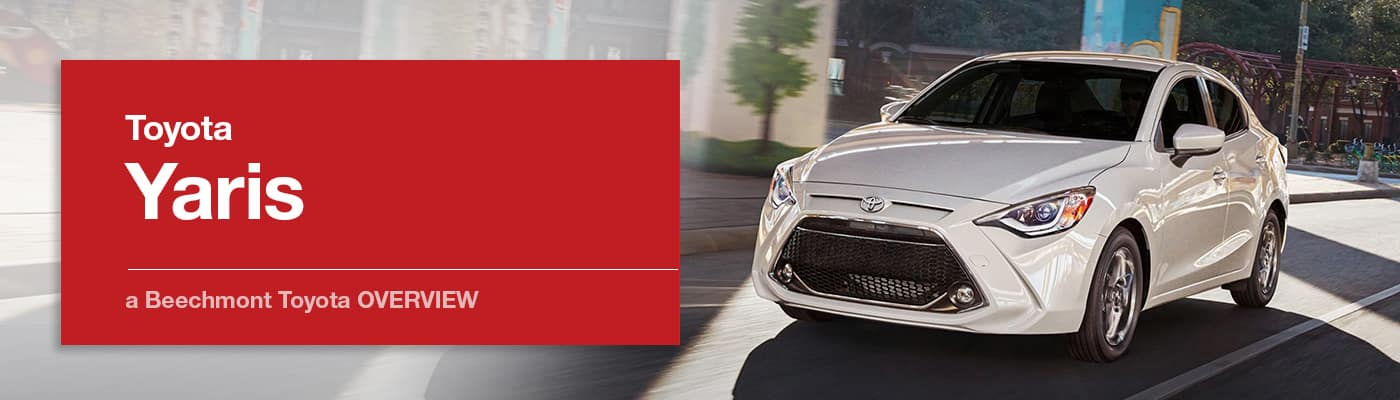 Toyota Yaris Model Overview at Beechmont Toyota
