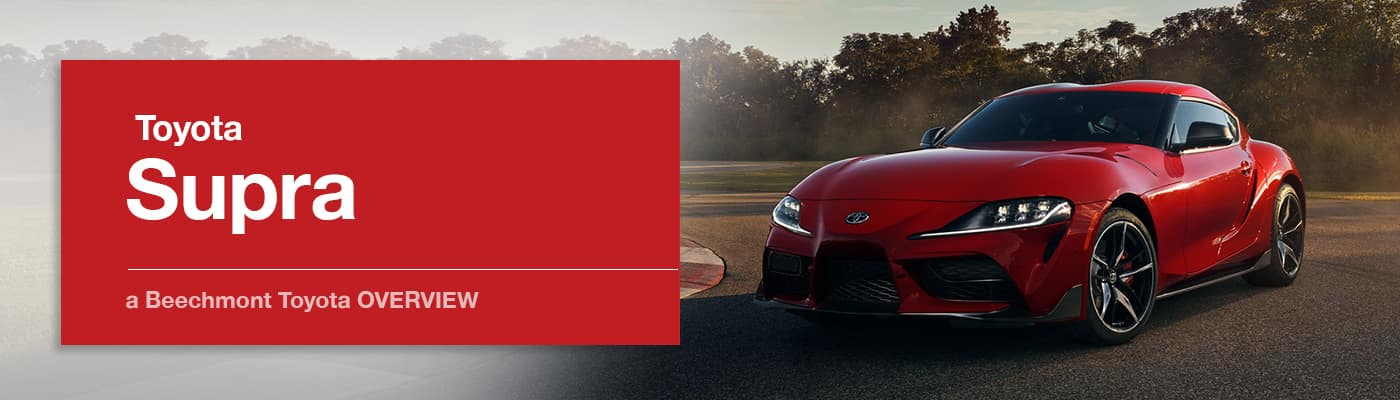 2020 Toyota Supra Review Specs Price Toyota In Cincinnati Ohio