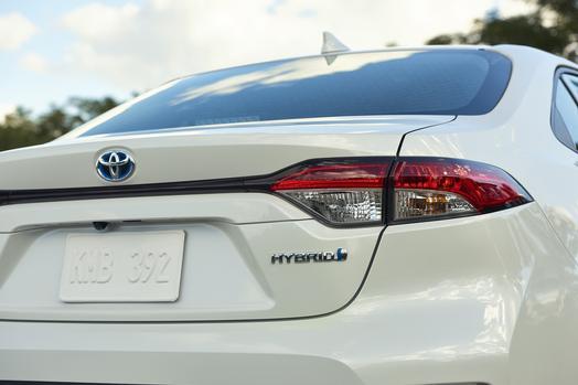 2019 Toyota Supra Exterior Design