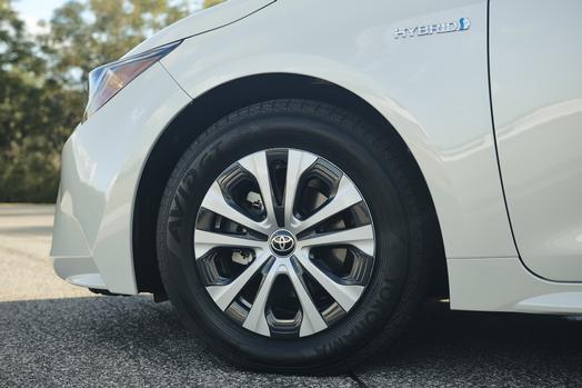 2020 Toyota Corolla Hybrid Safety