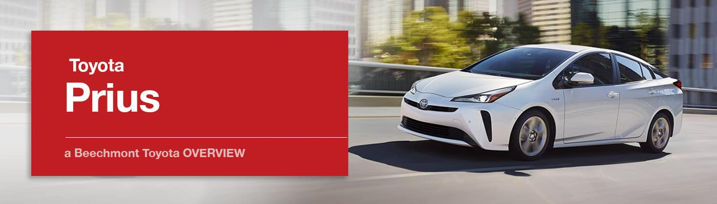 2020 Toyota Prius Model Overview at Beechmont Toyota