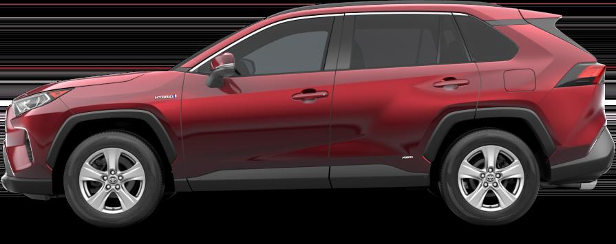 Toyota RAV4 XLE Hybrid