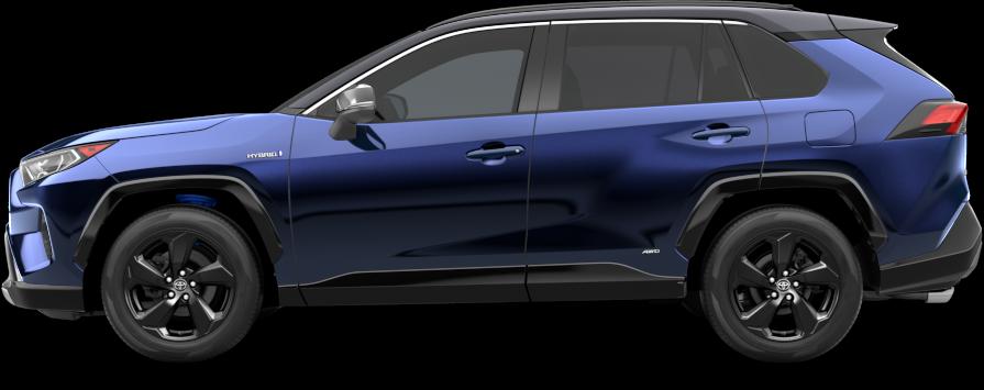 Toyota RAV4 XSE Hybrid