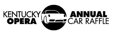 KY Opera Car Raffle Logo