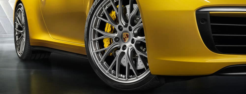 Porsche Brake Calipers