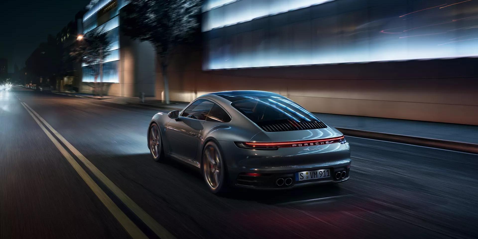 2020 Porsche 911 Exterior Styling