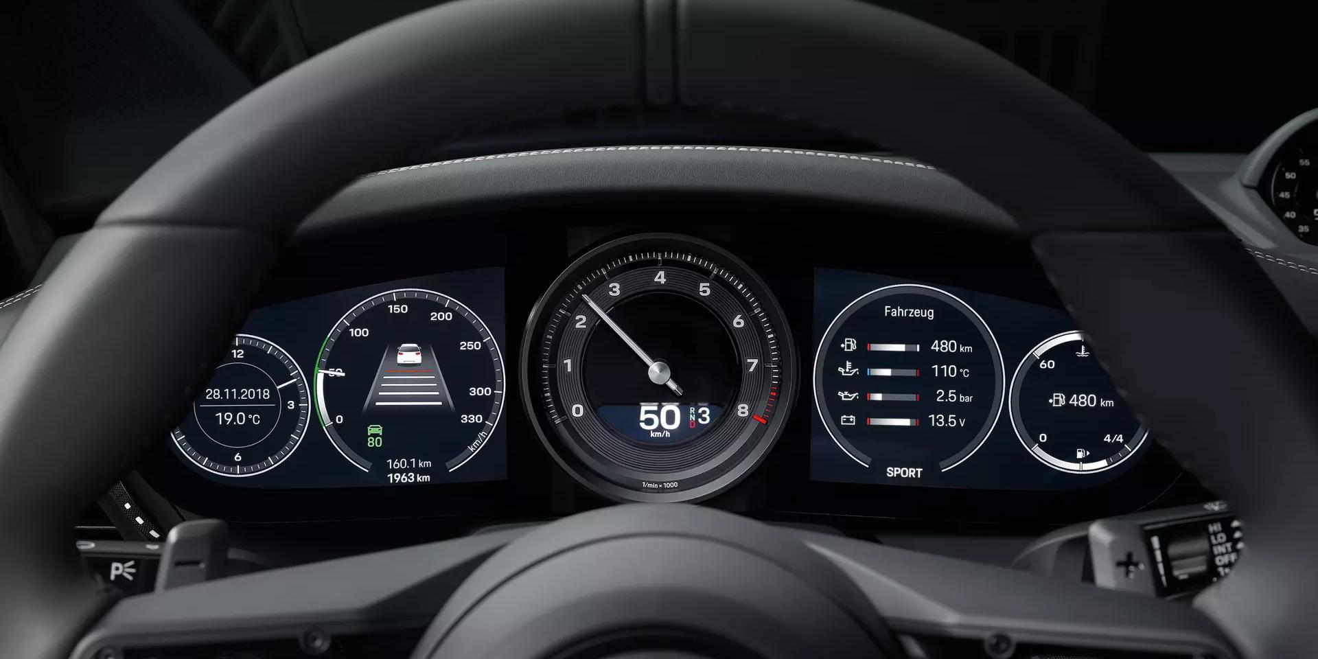 2020 Porsche 911 Performance
