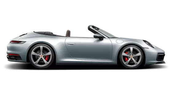 The new 2020 Porsche 911 Carrera S Cabriolet