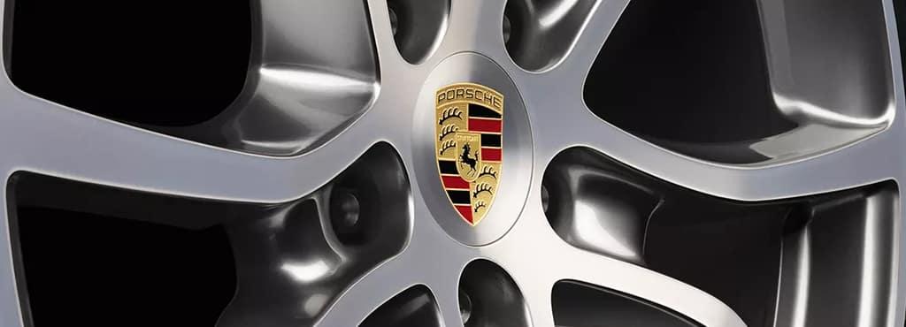 Porsche Wheels & Wheel Accessories