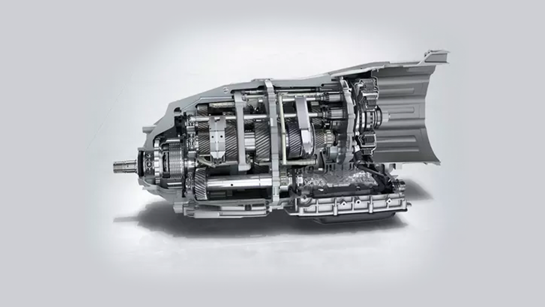 Porsche Panamera New 8-speed Porsche Doppelkupplung (PDK)