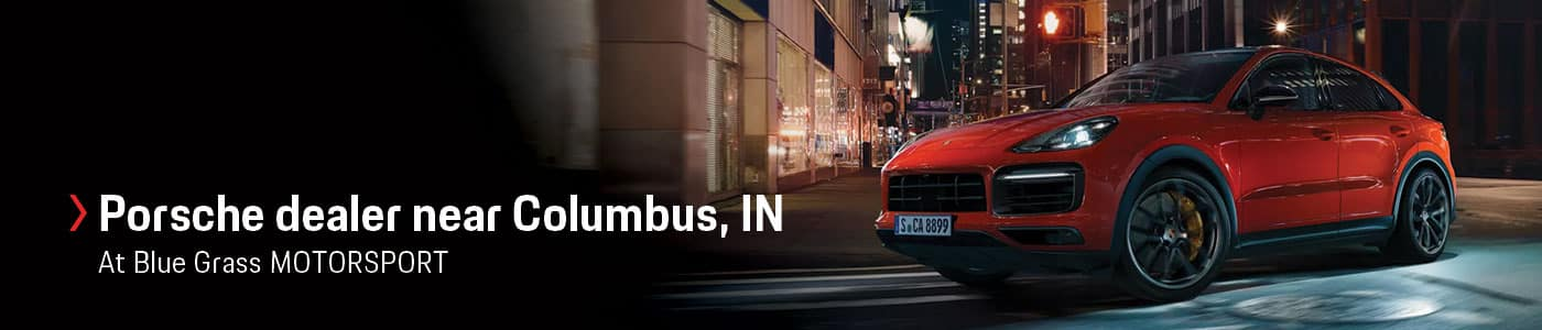 Porsche Dealer Serving Columbus, IN