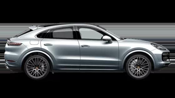 2020 Porsche Cayenne S Coupe