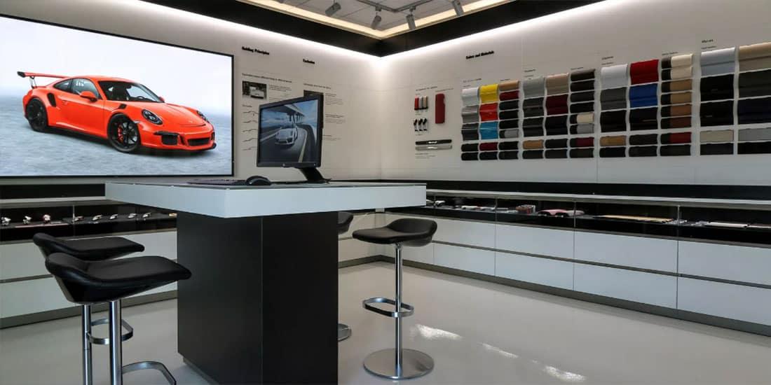 Porsche Car Configurator
