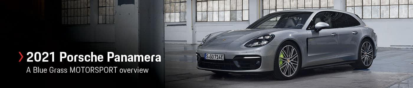 2021 Porsche Panamera Model Review